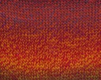 Debbie Bliss Rialto Luxury Sock Yarn - Sock Weight - New Orleans - 437 yds/ball