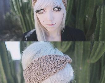 Asteria - Handmade Crochet Turban Headband
