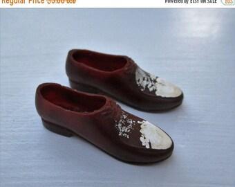 Spring SALE 20% OFF Vintage Ken Doll Oxford Shoes