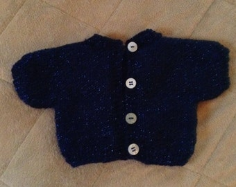 Sweater for the American Girl doll.