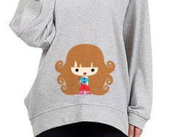 Tiniez  mock turtle-neck sweater