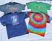 Custom Tie Dye & Batik Shirts