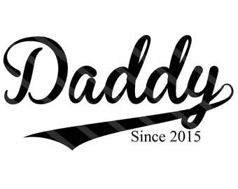 Baseball Daddy digital download for irons, heat transfer, Scrapbooking, Personalized, DIY YOU PRINT