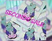 SECONDS MerBabe pin