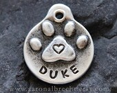 Pets Gifts Personalized Dog Tag Pet Tag Custom Pet ID Tag Dog ID Tag Pet Accessories Dog Name Tag Handmade Dog Collar Tag Pet ID Tag