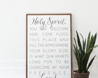 2x3 Holy Spirit
