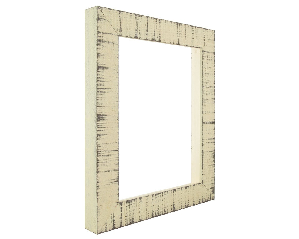 Craig frames 11x14 inch rustic white frame shell set lancashire sold by craigframes jeuxipadfo Image collections