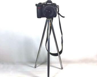 Vintage Tripod Precise Tripod Camera Photography Brass Legs