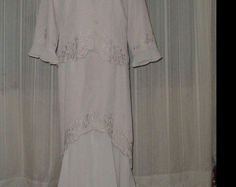 Danny & Nicole Size 16 Long Dress With Jacket *Evening Wear*