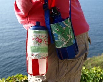 Water bottle carrier - free shipping
