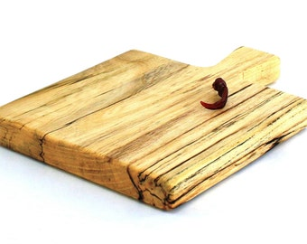 """Cheese Board - Silver Maple - Ready to Ship - 11""""x8""""x1"""""""