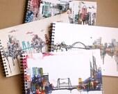 Portland Cityscape Notebooks