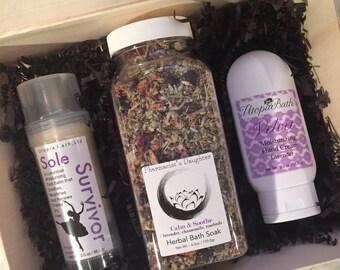 Utopia Herbal Bath Tea