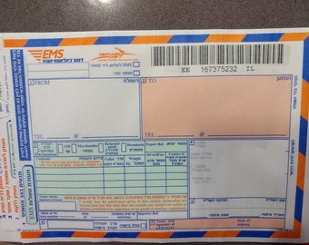 EMS Shipping  time 5-7 business days