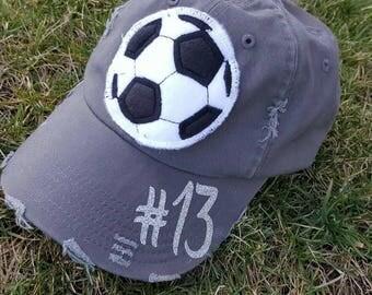 Soccer Ball Hat