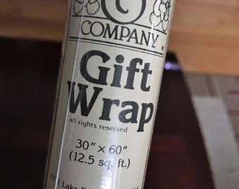 Wrapping paper by Lucy and Company, Bears.