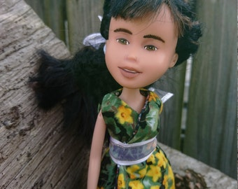 The Undecided Doll, by Mirthitude, repaint rescue + ooak