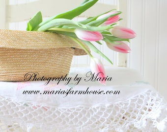 May's Hat Beauty 2 - Fine Art Photography by Maria