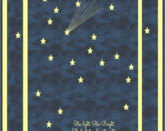 Starry Nights Quilt Pattern