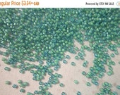 Boxing Week Sale DB-2053, Miyuki Delica Beads, Size 11/0, Luminous Mermaid Green - 5 grams or, choose a Larger Pkg from the 'Select an Optio
