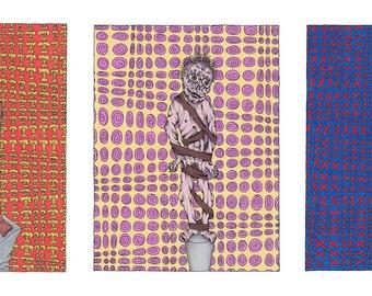 Orwell's 2004 Triptych Print