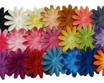 "50pcs. Mix Spring Daisy Flower Petals-4"""