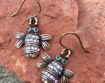 Sacred Bee Earrings