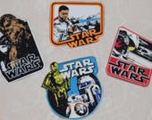 Star Wars Iron On Patch