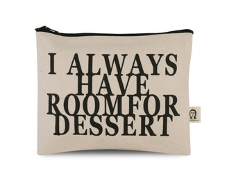 room for dessert pouch