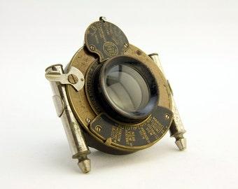 B&L Rapid Rectilinear f/8 210mm Lens