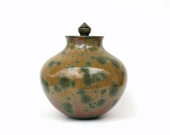 Nickel Crystalline Cremation Urn