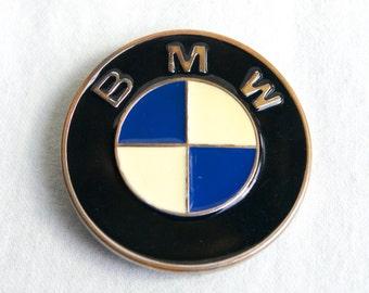 Vintage BMW belt buckle...BMW buckle...automobile buckle...car belt buckle.