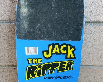 "Vintage Skateboard Variflex ""Jack The Ripper"""