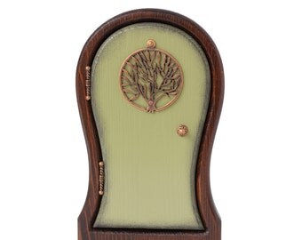 Tree of Life Fairy Door for Your Home and Garden