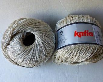 Yarn Sale  Light Sage 43 Gatsby Lux by Katia