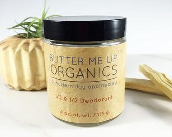 Organic Deoderant Sensitive 1/2 & 1/2 Deodorant