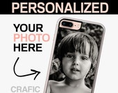 Personalized iPhone 7 Case, iPhone 7 Plus Case, iPhone 6s case, iPhone 5s case, Your Favorite Picture , Custom iPhone Case