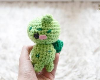 Bulbasaur pokemon (FLUFFY BIG)