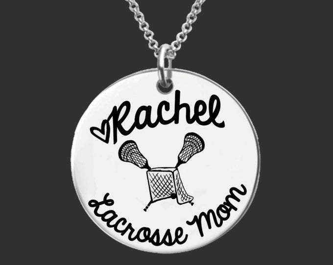 Lacrosse Mom | Team Mom | Mother's Day | Gifts for Mom | Gifts for Mom | Personalized Gifts | Korena Loves