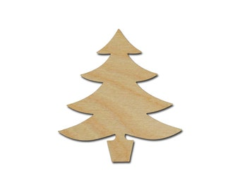 Wood Tree Cutout Etsy