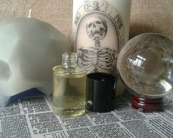 Ritual Incense - You Smell Purdy - High Quality Perfume Oil - Vegan - Gothic Goth Dusty Incense Scent - Grapeseed Oil - Organic Oils