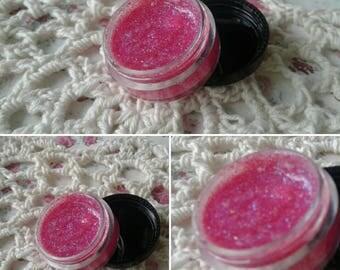 Tater Glitter Eyeliner - Adora - Vegan Eyeliner - Goth Gothic Lolita - Pastel Goth Rose Berry Pink Gel Cream Eyeliner 5 GRAM JAR