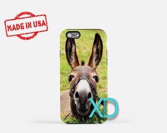 Donkey iPhone Case, Jackass iPhone Case, Donkey iPhone 8 Case, iPhone 6s Case, iPhone 7 Case, Phone Case, iPhone X Case, SE Case New