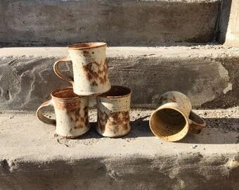 Studio Pottery Coffee Mugs
