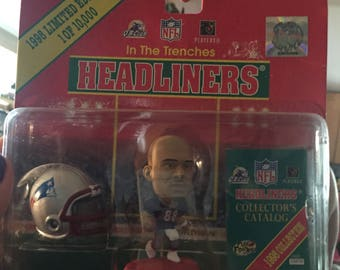 1998 Limited addition one of 10,000 in the trenches headliners Terry Glenn