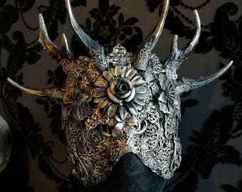 Horned Crown Blind Mask