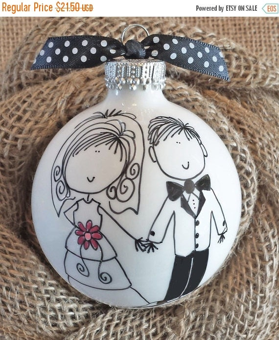 Wedding Gift Sale: HAPPY 2017 SALE Wedding Gift Engagement Gift By