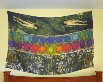 Photo Silk Wallhanging
