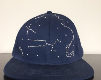 Custom Embroidered Constellation Cap
