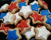 Mini Star Cookies (4 dozen)